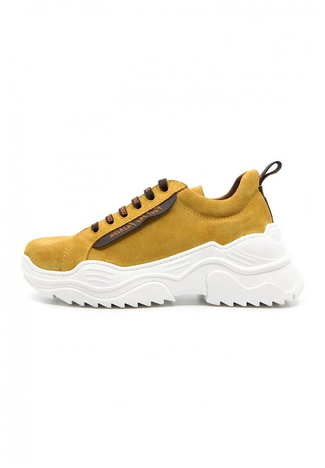 ENERGY  - Trainers - ocre