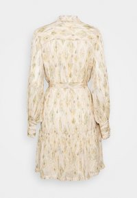 Bruuns Bazaar - DAHLIA OTHILLIA DRESS - Paitamekko - white cream - 6