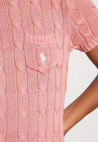 Polo Ralph Lauren - TEE SHORT SLEEVE  - Jednoduché triko - cottage rose - 6
