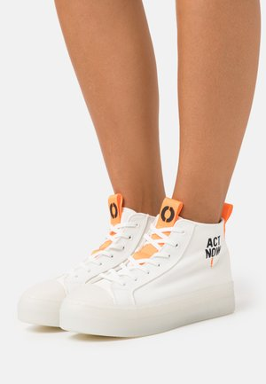 COOL - High-top trainers - offwhite