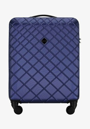 CLASSIC - Wheeled suitcase - dunkelblau