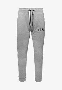 Björn Borg - Tracksuit bottoms -  light grey - 0