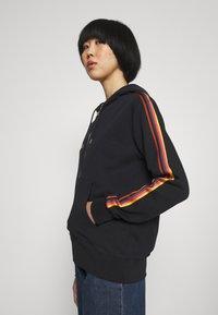 Paul Smith - Zip-up sweatshirt - black - 3