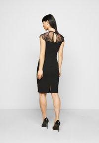 SISTA GLAM PETITE - LOTTIE - Cocktail dress / Party dress - black - 2
