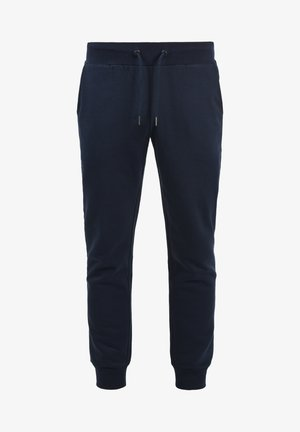 GALLO - Tracksuit bottoms - navy