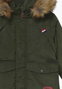 Lemon Beret - SMALL BOYS - Winter coat - khaki - 4