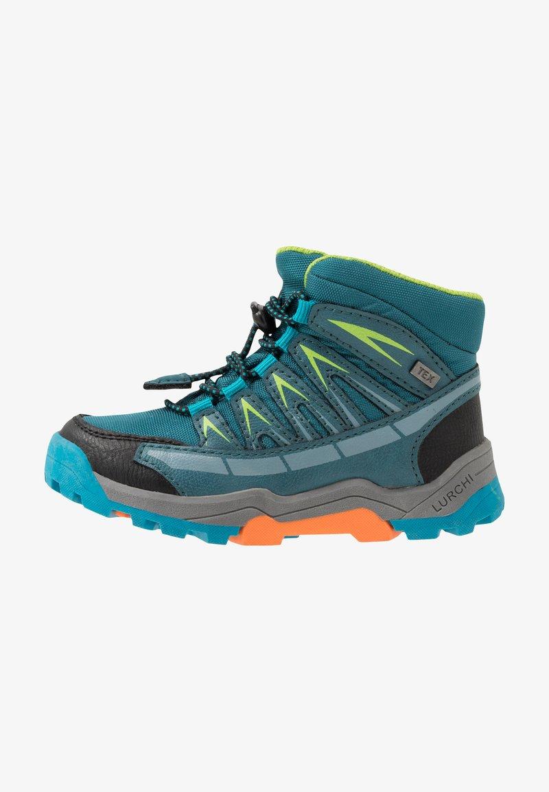 Lurchi - TRISTAN-TEX - Classic ankle boots - petrol
