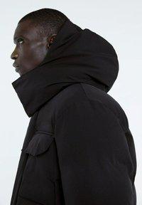 Mango - POLAR - Winter jacket - schwarz - 4