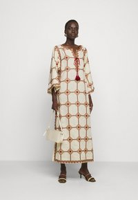 Tory Burch - EMBROIDERED CAFTAN - Maxi dress - beige - 1