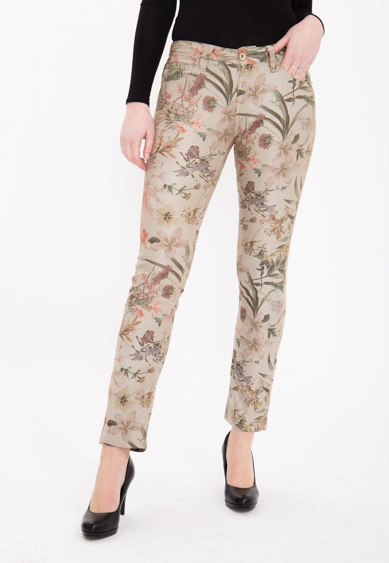 Amor, Trust & Truth - Slim fit jeans - khaki