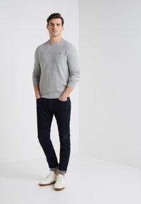 Polo Ralph Lauren - LONG SLEEVE - Maglione - andover heather - 1