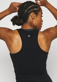 Sweaty Betty - ATHLETE SEAMLESS WORKOUT - Top - black