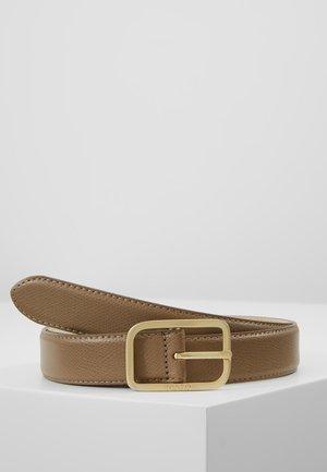 ZAIRA BELT - Belte - beige