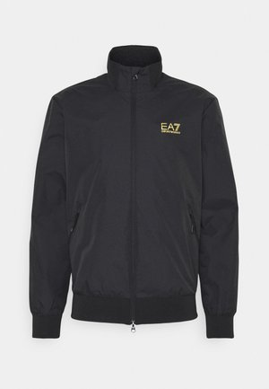 Bomberjacke - black/gold