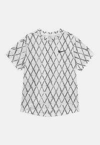 Nike Performance - Print T-shirt - white/black - 0