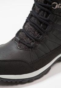 Hi-Tec - RIVA WP - Winter boots - black - 5