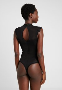 LASCANA - FLOWER - Body - black - 2