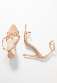 Glamorous - Sandales à talons hauts - nude - 3