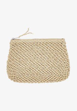 Kosmetická taška - light brown