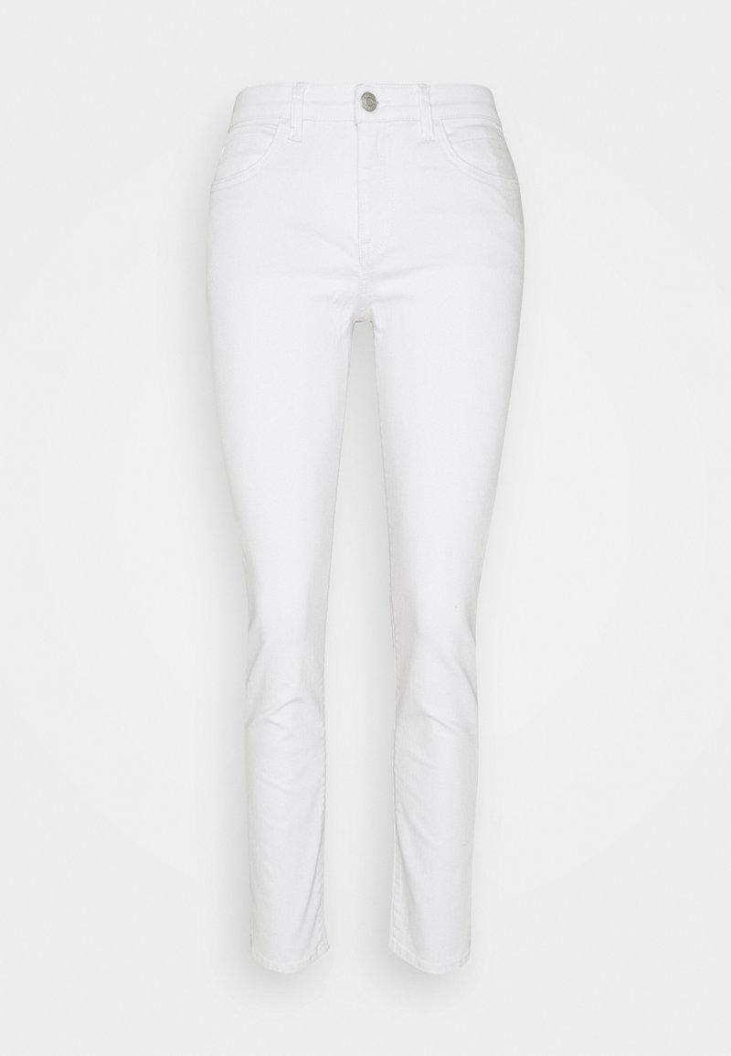 Esprit - Slim fit jeans - white