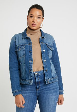 CARWESPA  - Denim jacket - medium blue denim
