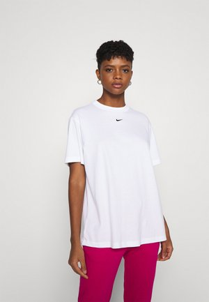 Basic T-shirt - white/black