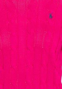 Polo Ralph Lauren - CLASSIC - Jumper - sport pink - 6