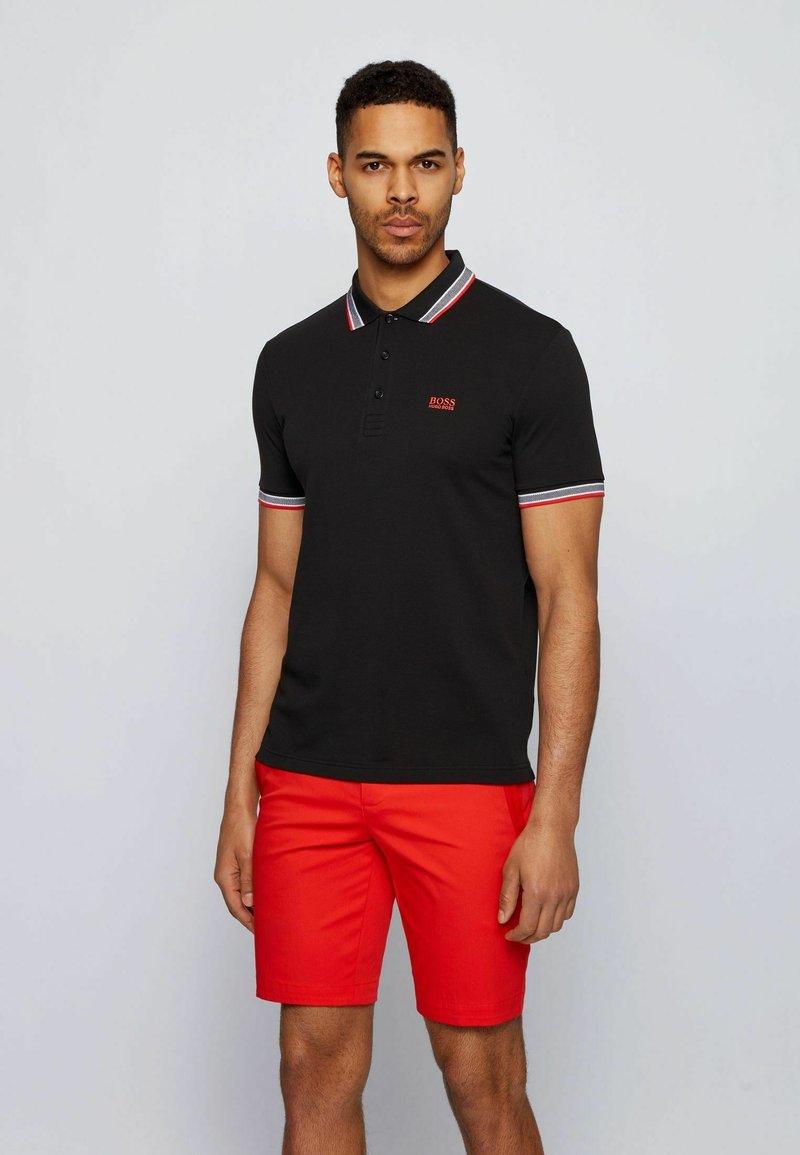 BOSS - PADDY - Polo shirt - black