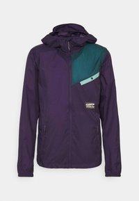 Quiksilver - SUMMIT LINE - Summer jacket - purple plumeria - 0