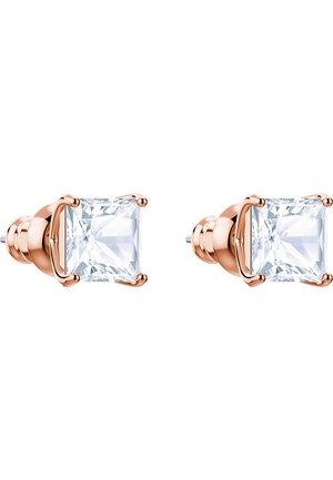 SWAROVSKI DAMEN - Earrings - rosé