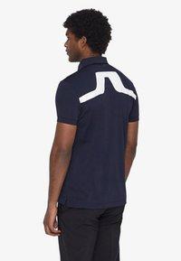 J.LINDEBERG - KV TX  - Sportshirt - blue - 2