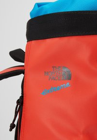 The North Face - EXPLORE HAULABACK S - Rucksack - fiery red extreme combo - 2