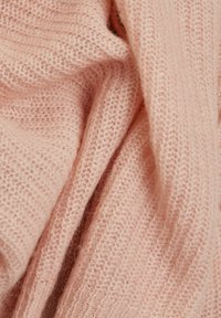 Esprit Collection - V NECK CARDIGAN - Cardigan - nude - 8