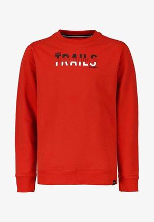 Sweatshirt - carmine