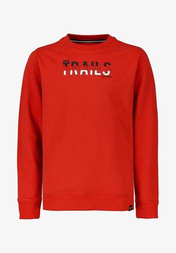 Sweater - carmine