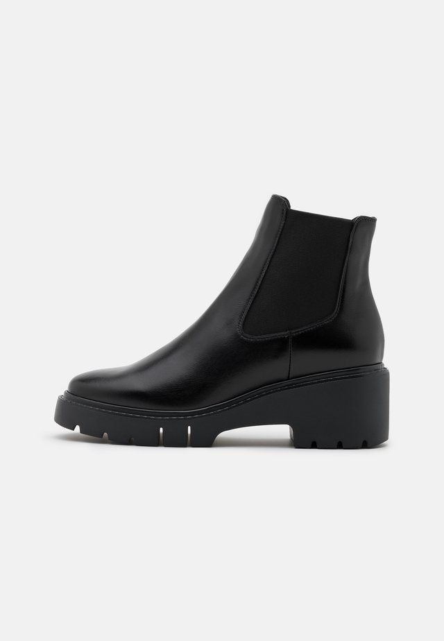 JEROME - Classic ankle boots - black