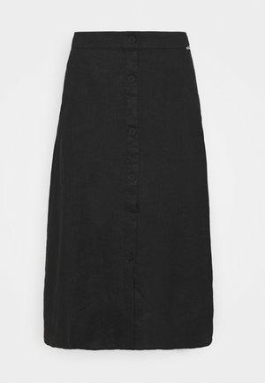 SKY SKIRT WOMAN - A-line skirt - caviar