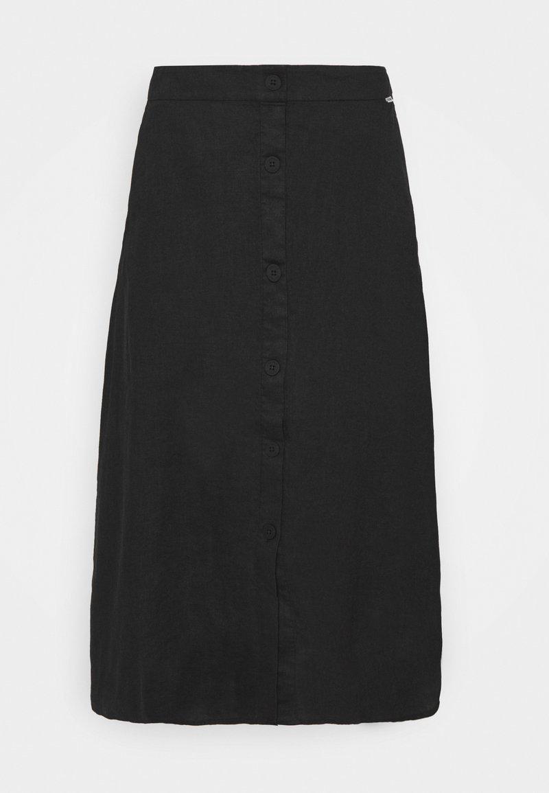 Ecoalf - SKY SKIRT WOMAN - A-line skirt - caviar
