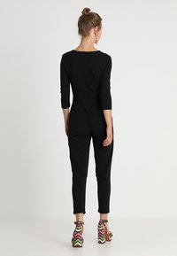 WAL G. - LONG SLEEVE - Jumpsuit - black - 2