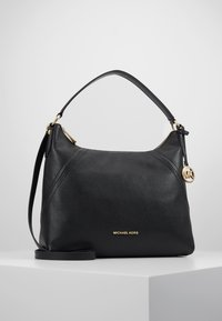 MICHAEL Michael Kors - ARIA PEBBLE  - Handbag - black - 0