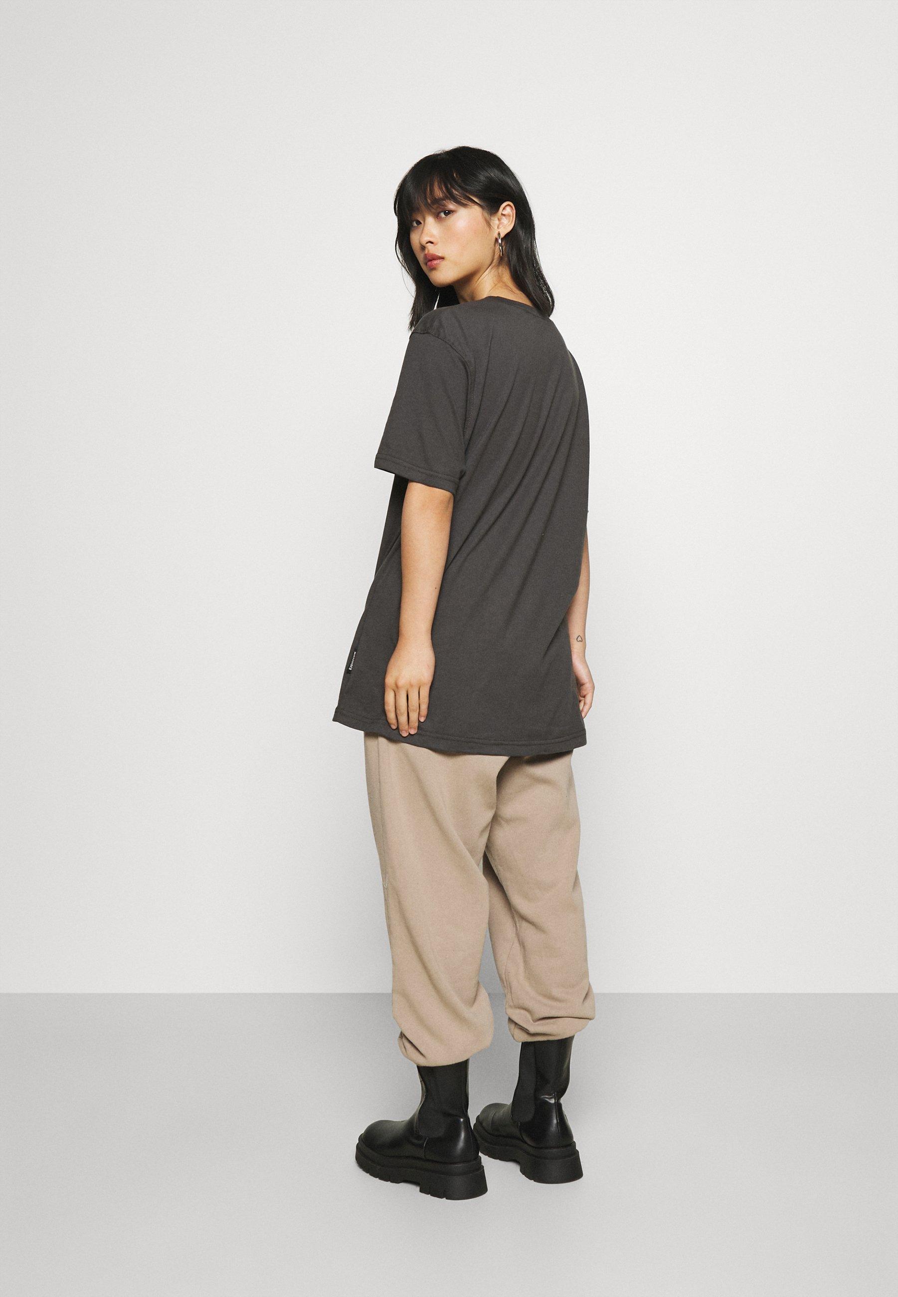 Damen PLAYBOY LOGO TEE - T-Shirt print