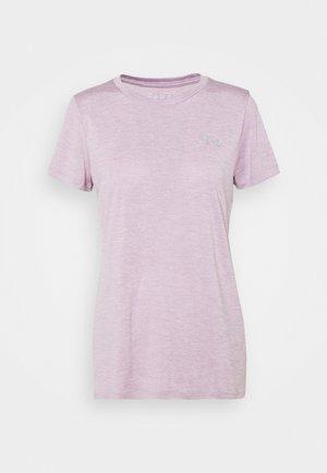 TECH TWIST - Basic T-shirt - purple