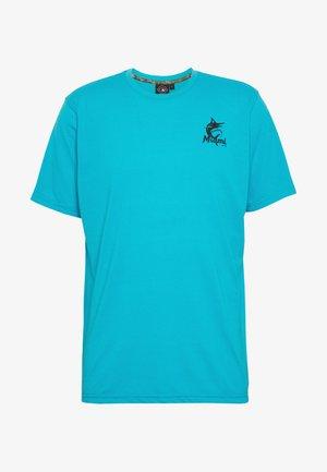 NFL MIAMI MARLINS SHORT SLEEVE  - T-Shirt print - blue