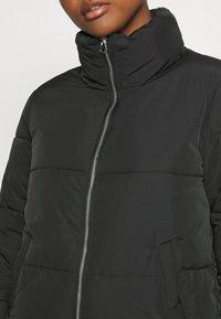 JDY - JDYNEWERICA PADDED JACKET - Winter jacket - black/silver - 5