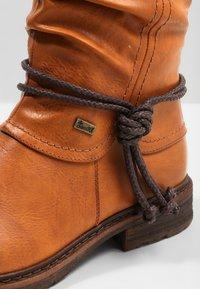 Rieker - Zimní obuv - cayenne choco - 6