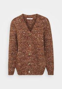 Lovechild - BIBI - Cardigan - rust brown - 0