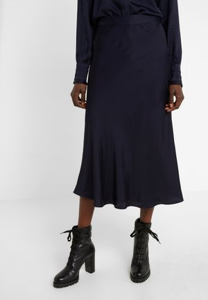 BACA SKIRT - A-line skirt - dark navy