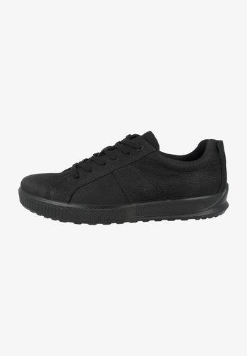 BYWAY - Zapatillas - black/black