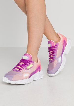 Sneakersy niskie - bliss purple/shock purple/haze coral
