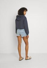 American Eagle - Denim shorts - bright - 2